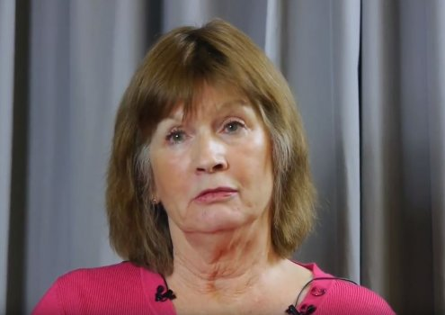 VIDEO: Carole urges people with PH to stay strong