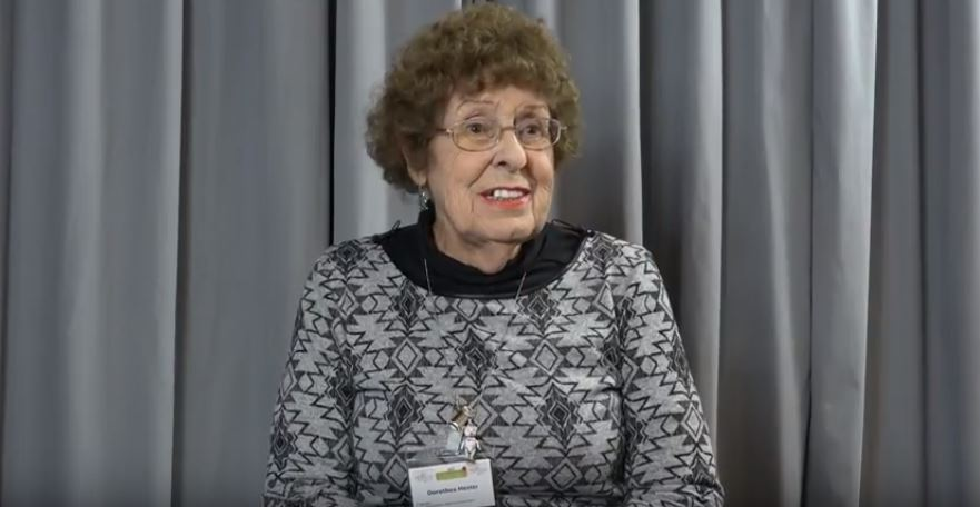 VIDEO: Dorothea Hester on her Pulmonary Endarterectomy operation