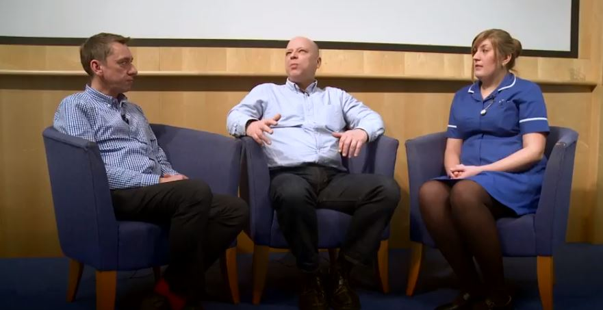 VIDEO: Healthcare professionals talk about IV therapy