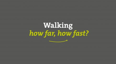 VIDEO: Walking to get fitter