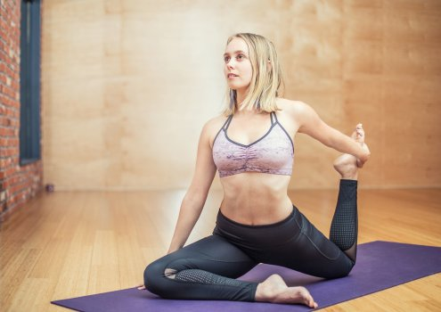 Yoga for the mind, body and breath