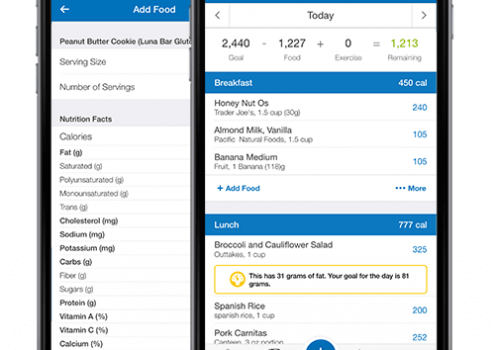 APP REVIEW: MyFitnessPal