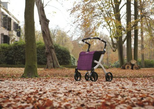 Trendy mobility aids