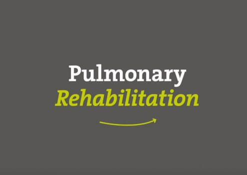 How pulmonary rehabilitation could help you